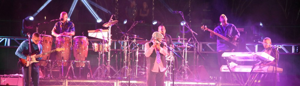 Hugh Masekela - South African Arts Festival, Los Angeles
