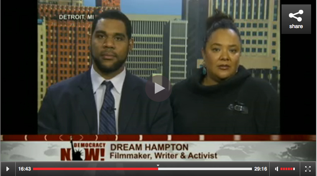 dream hampton and Dawud Walid discuss the Renisha McBride